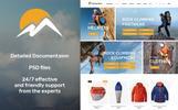 ClimberStore - Climbing higher PrestaShop Theme