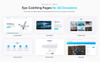 Quadcraft - Drone Startup WordPress Theme Big Screenshot