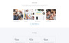 Cost - Accountant Multipage HTML5 Website Template Big Screenshot