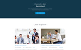 Cost - Accountant Multipage HTML5 Website Template