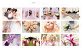 """Responzivní Šablona webových stránek """"Brides - Wedding Magazine Multipurpose HTML"""""""