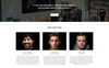 Mega Construct - Construction Company Multipage HTML5 Website Template Big Screenshot