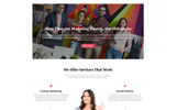 Template Web Flexível para Sites de Consultoria №68082