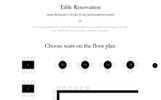 "Website Vorlage namens ""Avenue - Restaurant Responsive Multipage HTML"""
