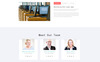Sapp Software - Cool App Developing Complany Multipage HTML Website Template Big Screenshot
