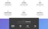"""""""proBusiness - Elegant Audit Company Multipage HTML"""" - адаптивний Шаблон сайту"""