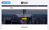 """Investment Smart - Solid Investment Agency Multipage HTML"" Responsive Website template"