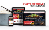 Tema PrestaShop  Flexível para Sites de Restaurante Chinês №68355