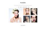 "Website Vorlage namens ""Solari - Beauty Salon HTML5"""