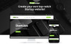 Freshmen - Startup Company Elementor WordPress Theme Big Screenshot
