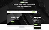 Freshmen - Startup Company Elementor WordPress Theme