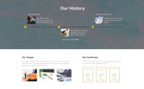 Reszponzív Creativity - Advertising Agency Multipage HTML5 Weboldal sablon