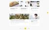 Creativity - Advertising Agency Multipage HTML5 Website Template Big Screenshot