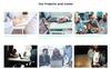 Responsivt SEO Studio - Consulting HTML with Novi Builder Landing Page-mall En stor skärmdump