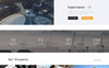 Spectrum - Construction Multipage HTML Website Template Big Screenshot