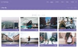 Corallo Studio - Photographer Portfolio Multipage Website Template