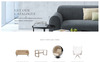 "Website Vorlage namens ""Quali - Furniture Multipage Responsive"" Großer Screenshot"