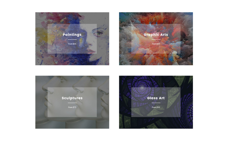 Art Gallery Multipage HTML5 Template