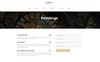 Art Gallery Multipage HTML5 Template Web №68655 Screenshot Grade