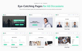 Liquiditt - Business Consulting Elementor WordPress Theme