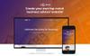 Assetiss - Modern Üzleti tanácsadó Elementor WordPress téma Nagy méretű képernyőkép