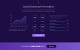 """.Bank - Finance & Banking Multipage Bootstrap 4"" Responsive Website template"