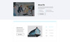 "Modello Siti Web Responsive #68840 ""Shelter - Insurance Agency Multipage HTML5"" Screenshot grande"