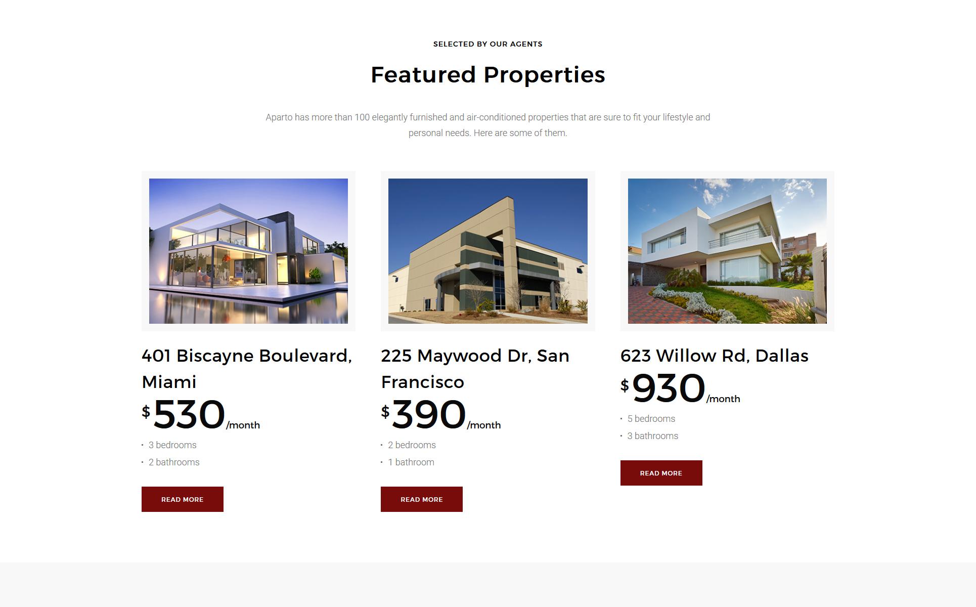 Website Vorlage #68858 für Marketing-Agentur