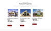 Aparto - Real Estate Responsive Multipage HTML Template Web №68858 Screenshot Grade