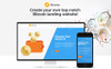 Bicosto - Bitcoin Landing Elementor WordPress Theme Big Screenshot