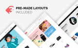 SaleZone - Great Store means Great Choice PrestaShop Theme