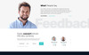 CardoCoin - Bitcoin Multipage HTML5 Website Template Big Screenshot