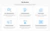 Upscale - Modern Marketing Agency Multipage Website Template Big Screenshot