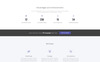 """PR Agency - Public Relations Agency Multipage"" Responsive Website template Groot  Screenshot"