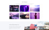 PR Agency - Public Relations Agency Multipage Website Template Big Screenshot