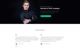 Responsivt Dream Job - Job Portal Multipage HTML5 Hemsidemall