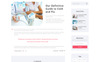 Health - Clinic Multipage HTML5 Template Web №69365 Screenshot Grade