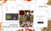 """Spicelo - AMP Spice Shop"" Responsive Magento Thema Groot  Screenshot"