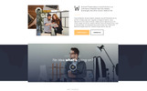 Conbit - Corporate & Creative Projects Multipage Website Template
