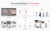Startem - Tema WordPress profesional para Elementor para sitio de criptomoneda Captura de Pantalla Grande