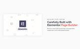 Startem - Pro Elementor WordPress шаблон бизнес-сайта
