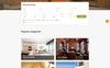 RealHouse - Real Estate Multipage HTML5 Website Template Big Screenshot