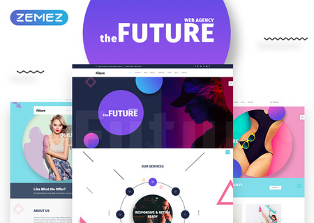 The Future Multipurpose HTML5