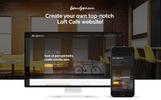 Lunar Cafe - Cafe & Restaurant Elementor WordPress Theme