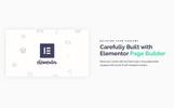 Traddex - Elementor WordPress šablona pro prodej Bitcoinu