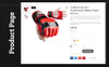 Fight Store - Sports Equipment and Apparel for Martial Arts PrestaShop Theme Big Screenshot