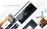 "PrestaShop Theme namens ""Eveprest Spare Parts 1.7 - A Better Way Forward"""