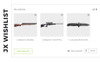Militarista - Weapons Store PrestaShop Theme Big Screenshot