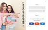 """Eveprest Fashion 1.7 - Fashion Store"" Responsive PrestaShop Thema Groot  Screenshot"