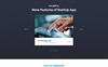 StartUp - Business Startup Company HTML5 Landing Page Template Big Screenshot